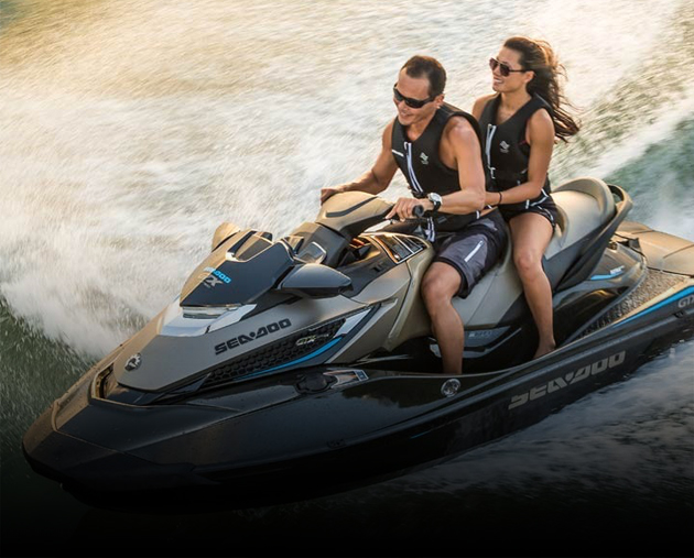 Sea-Doo GTX Limited Parts