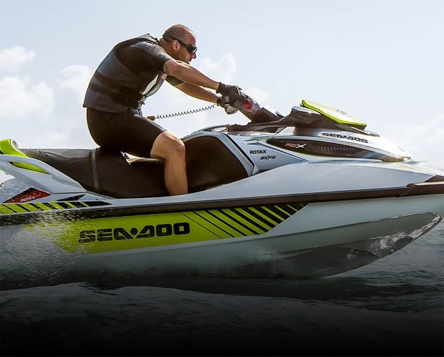 Sea-Doo RXT Parts
