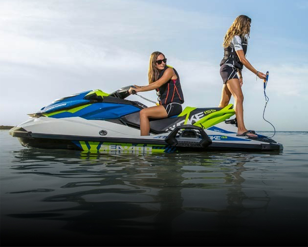 Sea-Doo Wake Parts