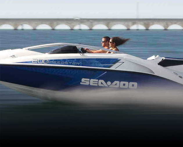 Sea-Doo Speedster Parts