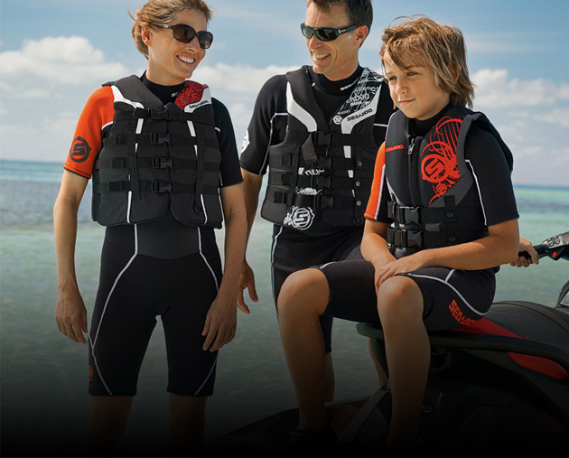 Sea-Doo Wetsuits